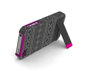 Change2 phone case WOW pink